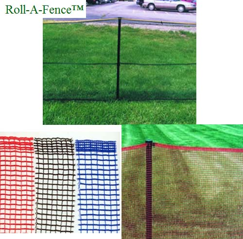 Roll A Fence Fencing