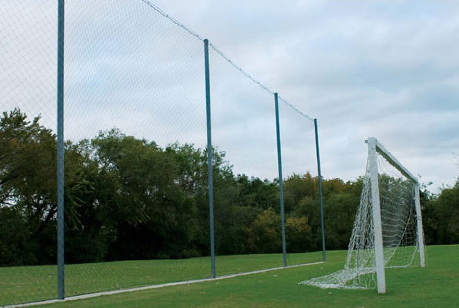 Soccer Backstop Netting System Top Pick