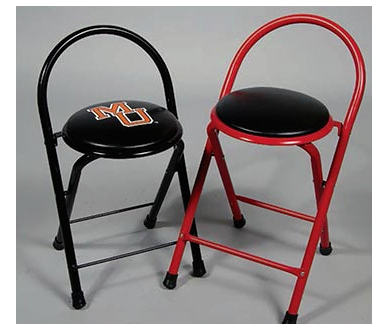 Tall Locker Room Stool Without Print Morley Athletic