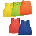 100% Polyester Practice Vests (Each)