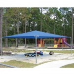 12' x 20' STAND ALONE SHADE STRUCTURES