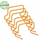 12 Inch Mini Hurdles Set Of 6