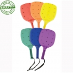 "14"" Junior Paddleball Paddle Set Of 6"