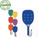 "15"" Full Size Paddleball Paddles Set Of 6"