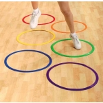 "22"" Poly Rings (Set Of 12)"