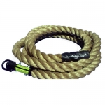 "2"" Indoor Poly Boot End Climbing Rope (2 Materials)"