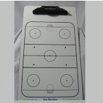 Ice Hockey Dry Erase Coaching Board