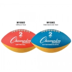 2 Lb Intermediate Size Weighted Football
