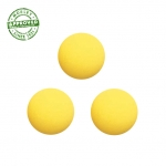 "3.5"" Uncoated High Density Foam Ball"