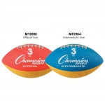 3 Lb Intermediate Rubber Training Football