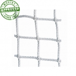 3 MM Official Lacrosse Nets Pair