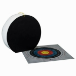 "48"" X 12"" Free Standing Archery Target With Face"