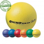 "6.3"" Rhino Skin Softie Ball Rainbow Set"
