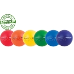 "7"" Rhino Skin Dodgeball Rainbow Set Of 6"
