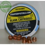 .22 Caliber Crimp Blanks For Starter Pistol