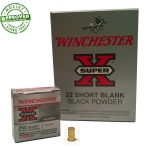 Winchester .22 Caliber Blanks For Starter Pistol