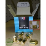 Fiocchi .320 Caliber  Blanks For Starter Pistol