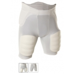 Adams 644 6 Pocket Adult Girdle With Pads Sewn In