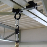 "Adjustable I Beam Hanger 3 1/2"" To 12"""