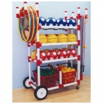 All Terrain PVC All Terrain Playground Cartayground Cart