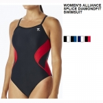 TYR Alliance Splice Diamond Fit Female Swimsuits