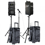 AMPLIVOX PLATINUM TRAVEL PARTNER PA SYSTEM