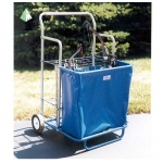 Archery Equipment Cart