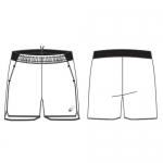 Asics Centerline Men's Tennis Short