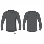 Asics Men's Compression Long Sleeve