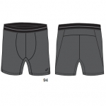Asics Men's Compression Short