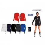 Asics Tactic Court Long Sleeve Volleyball Jersey