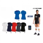 Asics Tactic Court Short Sleeve Volleyball Jersey