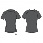 Asics Women's Compression Short Sleeve