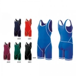 Asics Women's Snap Down Wrestling Singlet