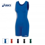 Asics Women's Solid Modified Wrestling Singlet