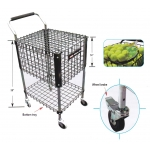 Ballport 325 Ball Tennis Teaching Cart