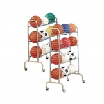 Basketball Rack