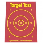 Bean Bag Target Toss Game (Each)