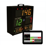 Befour 2 Panel Edge Scoring System Wrestling Score Clock