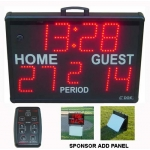 Befour Indoor / Outdoor Scoreboards