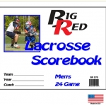 Big Red Men'S Lacrosse Scorebook