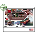 Big Red Track & Field Scorebook
