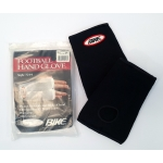 Bike 7214 Football Hands Pads Black Size Large