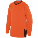 Augusta Block Out Long Sleeve Jersey