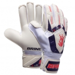 BRINE KING MATCH 3X SOCCER GOALIE GLOVES (PAIR)