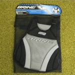BRINE LBP72 AVALANCHE ADULT SIZE LARGE BODY PAD BLACK