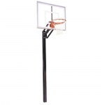 "Champ II Outdoor Basketball System 36"" X 48"" Backboard"