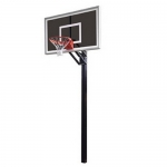 "Champ Select Outdoor Basketball System 36"" X 60"" Backboard 