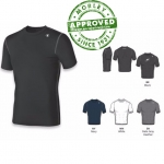 Champion Competitor Double Dry Short Sleeve Compression Tee
