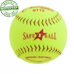 "Champion Sports 12"" Safety Softballs (Dozen)"